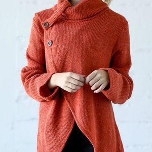 Wonderland By Orange Turtleneck Sweater